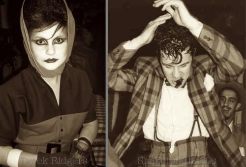 Princess Julia, Chris Sullivan, deejays, Vintage 2011,Southbank Centre, clubbing