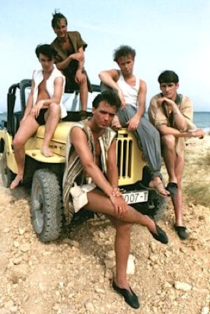 Spandau Ballet, Ibiza, 1981