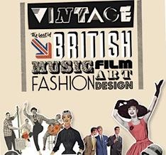 Vintage 2011 , SBC, RFH,Wayne Hemingway,London, Southbank Centre , music, fashion, festival