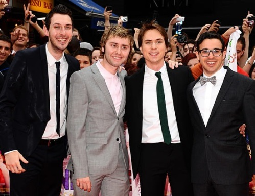 Inbetweeners Movie, premiere, London, films,