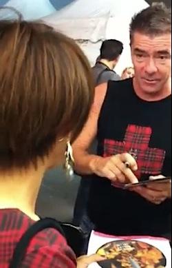 Tony Hadley , John Keeble, Las Vegas, US tour,patiently88, video