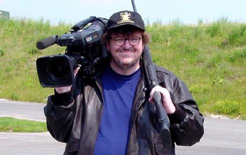 filmmaker, Michael Moore,blogger,