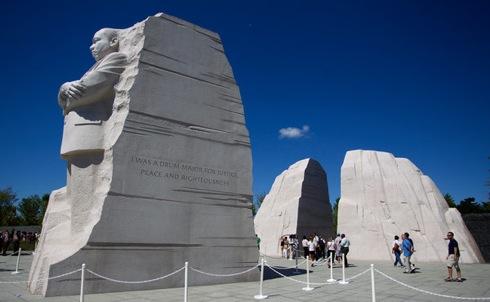 Martin Luther King Jr, Memorial,Washington