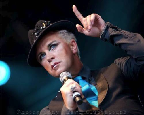 Steve Strange ,Ascot racecourse, Here & Now, 80s music,