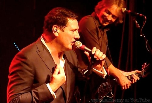 Tony Hadley band, US debut, Irving Plaza ,NYC, video,John Keeble,Richie Barrett