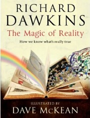 Magic of Reality, book title, Richard Dawkins, Dave McKean,