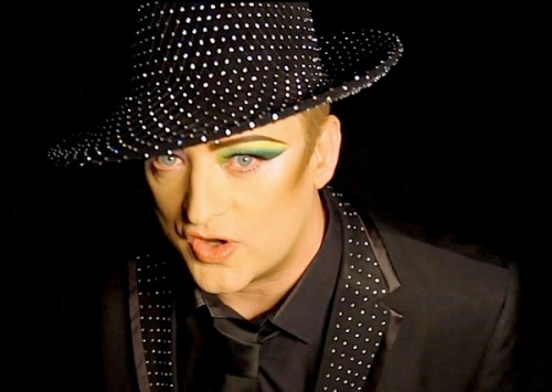 Boy George ,Turn 2 Dust , video,tolerance,Decode Records,Club Lotus, Macau,