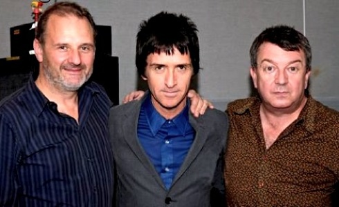 Johnny Marr, Mark Radcliffe ,Stuart Maconie , 6Music, interview,