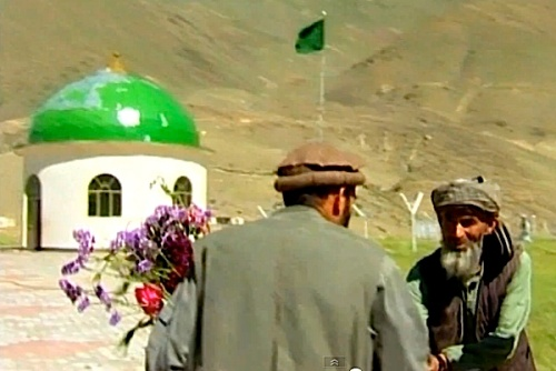 Massoud Tomb, Afghanistan,video,DocsOnline