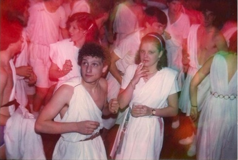 Brighton, Papillon, toga party, soul boys, soul girls, soul music,dancing,nightclubbing