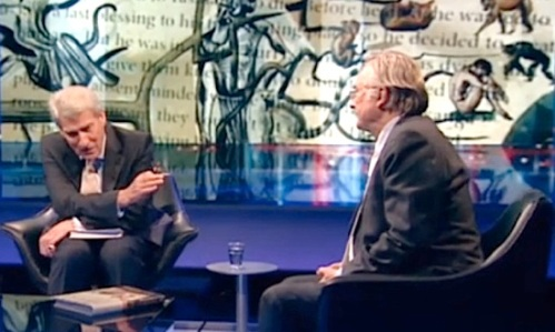 Jeremy Paxman, Richard Dawkins , Newsnight,Magic of Reality , interview,