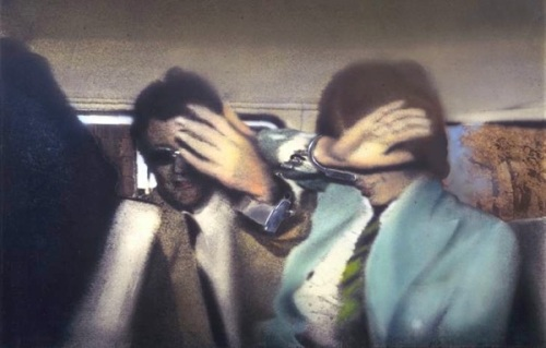 Swingeing London 67,Richard Hamilton,  Tate,Robert Fraser  ,Mick Jagger