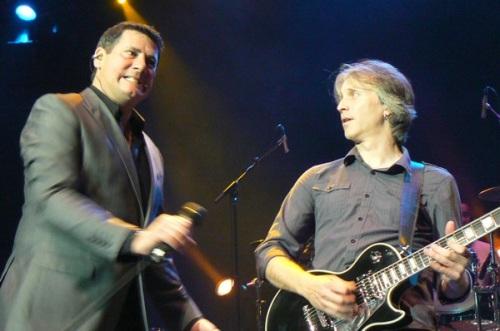 Hobart, Tasmania, live concert,Tony Hadley, pop music