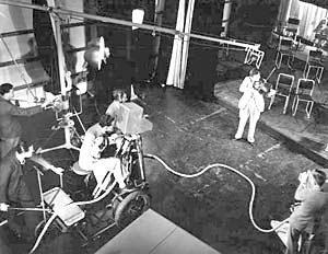 Alexandra Palace, BBC studio,