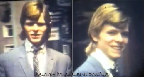 David Bowie ,V&A exhibition, Davie Jones, Manish Boys, 1960s,Denmark Street, Tin Pan Alley,joesalama,YouTube