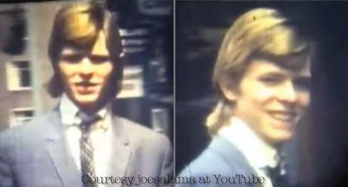 David Bowie , Davie Jones, Manish Boys, 1960s,Denmark Street, Tin Pan Alley,joesalama,YouTube