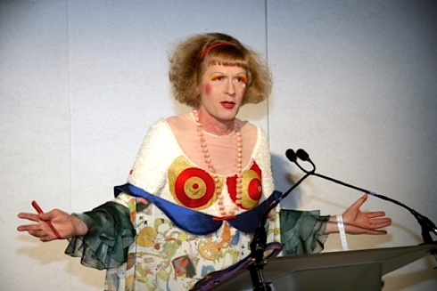 University of Arts , CSM, Grayson Perry, launch party, King's Cross,