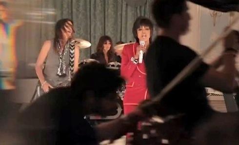 Duran Duran, Girl Panic, Naomi Campbell, video