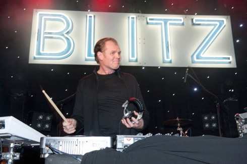 Rusty Egan, Great Ormond Street Hospital ,Frequency 7, Vintage 80s, dnace music,theblitzclub,