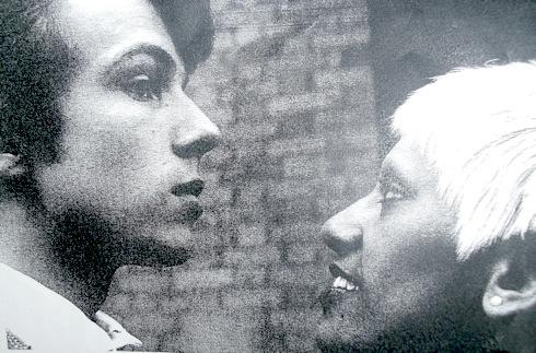 David Bowie, Jean Genie, 1973, Top of the Pops,video,All the Young Dudes ,Daniella Parmar ,Freddie Burretti