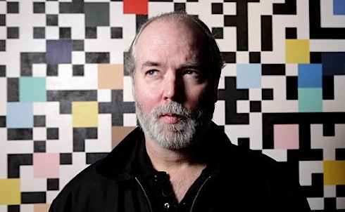 Douglas Coupland, Shanghai, interview,Art Labor,QR code,exhibition,paintings