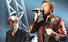 Soralella71, Duran Duran, UK tour, Brighton,reviews,Before the Rain,