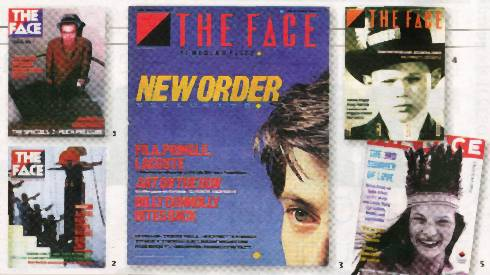 The Face, magazines, style bible, Design Museum, Nick Logan,