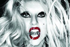 Lady Gaga , Born This Way,albums,charts, pop music