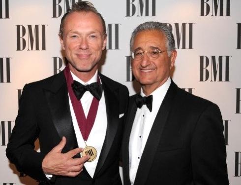 BMI MillionAir, awards, True, Del Bryant, Gary Kemp, Spandau Ballet