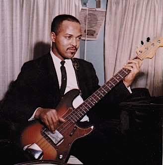 James Jamerson , Motown, musician,Fender Precision Bass