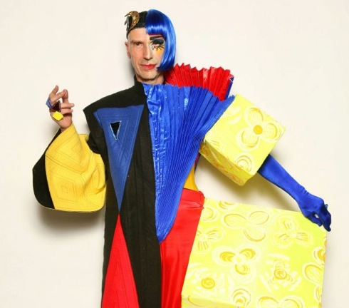 British Guide To Showing Off ,Andrew Logan, Alternative Miss World,beauty, pageant