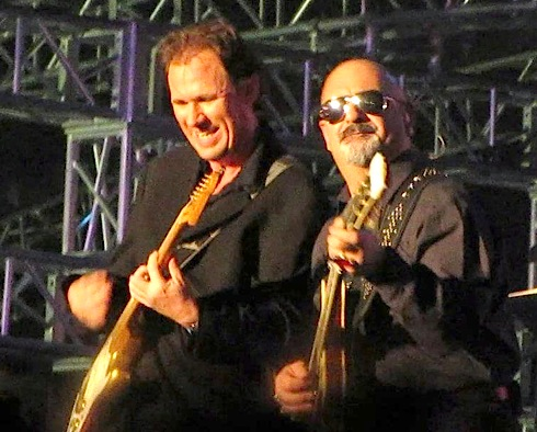 Culture Club, Roy Hay, live concert,John Themis, reunion, Boy George,Sydney, Glebe Island