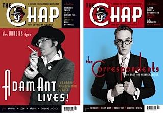 Donny Slack, Chap magazine,