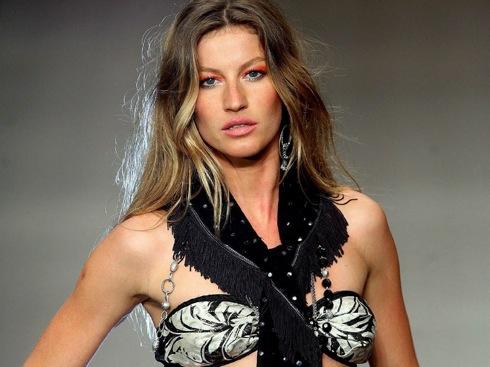 Gisele Bundchen, models, Forbes magazine, top-earners