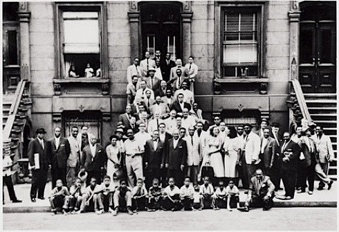 Great Day In Harlem,photography,Art Kane, Esquire ,jazz,Count Basie,documentary