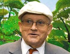 David Hockney, Royal Academy,exhibition,Bigger Picture ,London,interview,cubism,iPad,Hawking,Yorkshire,landscape,art,Proust