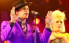 Kid Creole, Coconuts, Victoria Park, Apple Cart Festival , Penguin Café, Billy Bragg