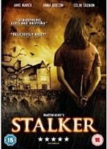 Martin Kemp, Stalker,DVD,psycho-thriller,film,Black & Blue,