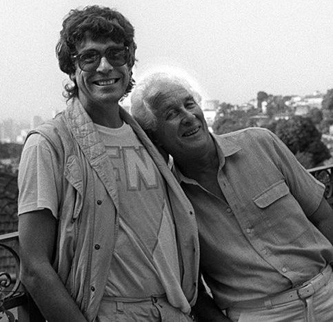 Derek Ridgers, Ronnie Biggs, great train robbery,Rio de Janeiro,photography