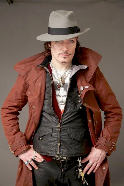 Adam Ant, interview, New Romantics,Proud Camden, photography, live concert