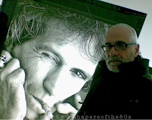 Keith Richards,Sunday Times Magazine ,Derek Ridgers, photography, exhibitions,Saatchi Gallery,Paintworks, Cube, Waterhall
