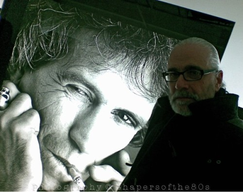 Keith Richards,Sunday Times Magazine ,Derek Ridgers, photography, exhibitions,Saatchi Gallery,Paintworks, Cube, Waterhall