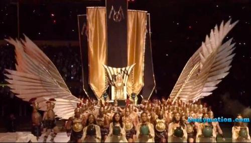 Madonna,Indianapolis, Super Bowl ,Halftime Show ,Babylon, goddess, Ishtar ,Illuminati