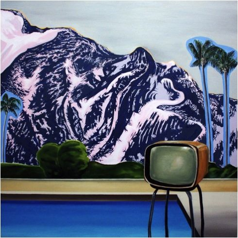 Roger Taylor, LCC, Duran Duran, Saatchi Online, fine art,Marcin Potoczny