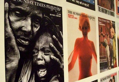 Sunday Times Magazine , photography, exhibitions, Saatchi Gallery