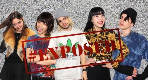 Dalston Superstars, #Exposed , Vicedotcom,dramality, web TV,hipsters