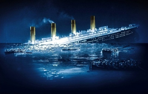 A Night To Remember, DVD, Blu-Ray, Titanic,Roy Ward Baker,Pinewood Studios