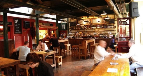 Secret History ,East London ,dazeddigital,Cantaloupe,restaurants