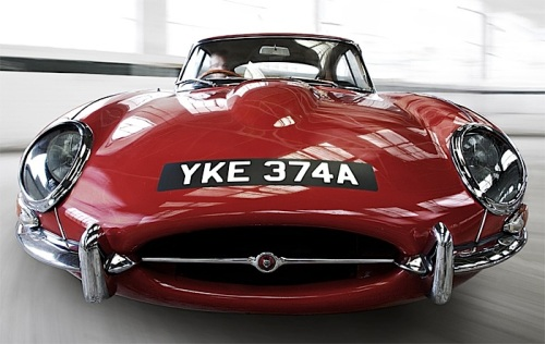 Malcolm Sayer, Jaguar E-Type,sports car ,