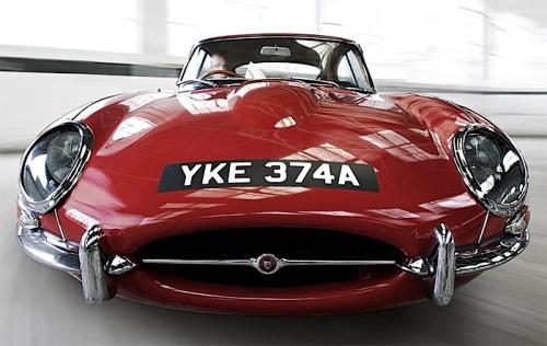 Malcolm Sayer, Jaguar E-Type,sports car ,